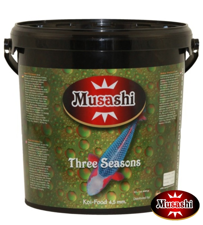 Three Seasons 4.5 MM 10 Liter