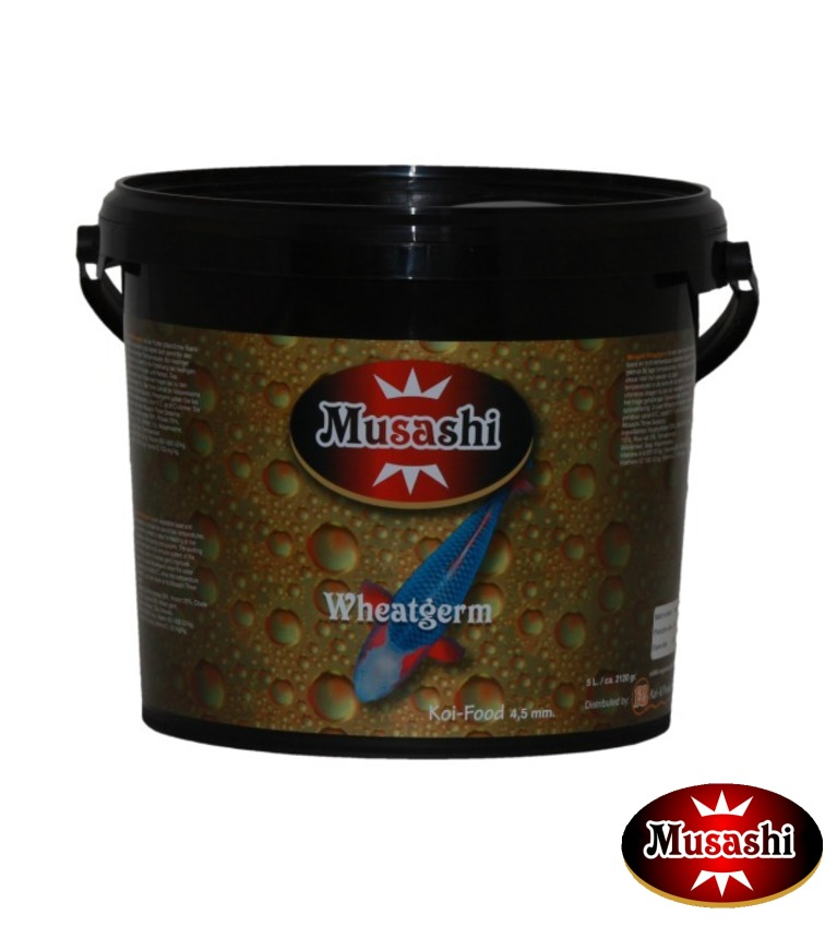 Wheatgerm 4.5 MM 5 Liter